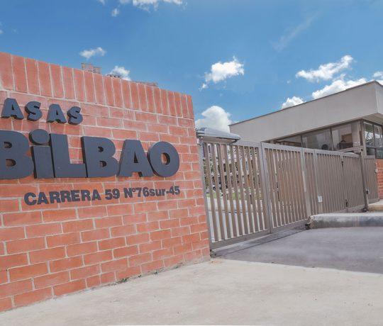 """Entrada """"Bilbao Casas"""""""