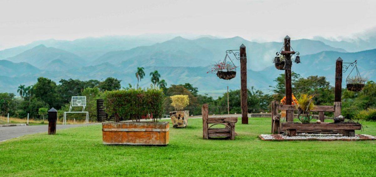 Aire libre La Trinidad, Constructora Serving