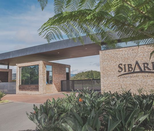 Entrada de Sibaris, Constructora Serving