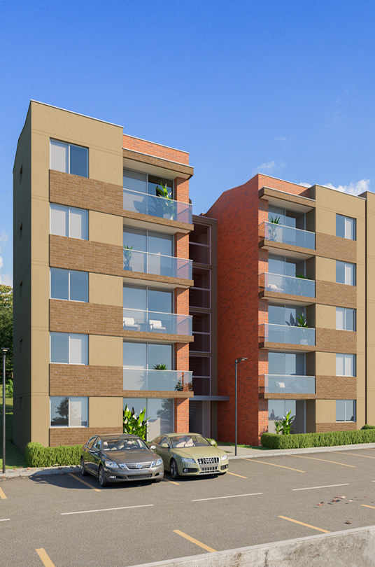 Cantabra Apartamento - Constructora Serving - Servicios de Ingeniería